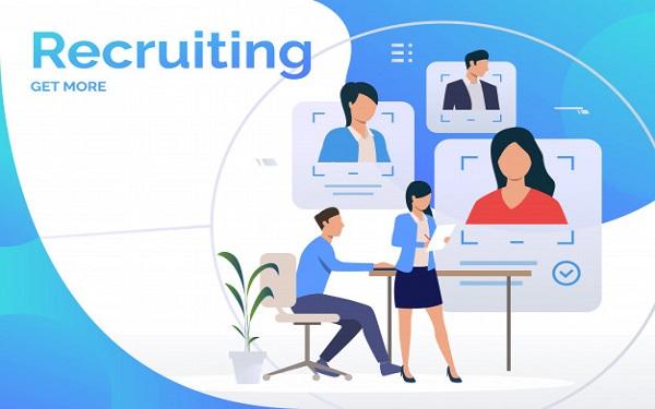 Tìm kiếm ứng viên có năng lực thông qua các đơn vị tuyển dụng nhân sự