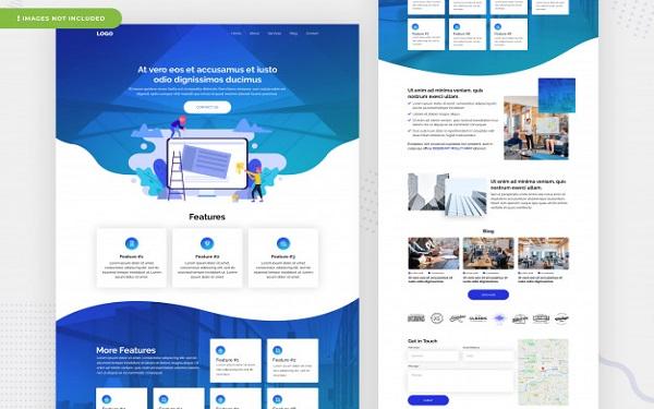 Các hình thức Landing page phổ biến trong marketing