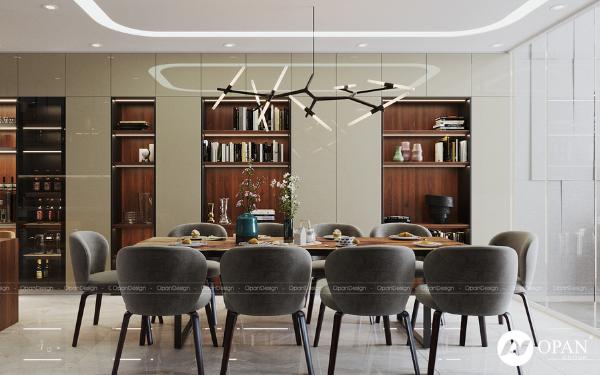 Opan Group hoạt động trong lĩnh vực Thiết kế - Thi công Xây dựng và Nội thất