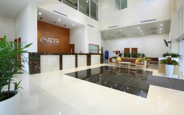 Bệnh viện Âu Cơ xây dựng theo mô hình Bệnh viện - Khách sạn với CDVC, trang thiết bị hiện đại