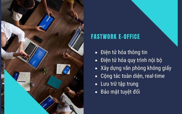 Tính năng nổi bật của FastWork E-Office