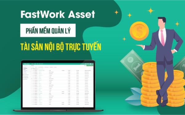 Phần mềm quản lý trang thiết bị trường học FastWork Asset